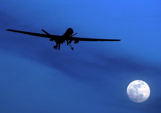 美国MQ-1捕食者无人机
