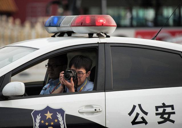 一名涉嫌在華從事間諜活動的日本人遭到指控