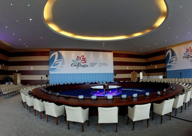 第二屆東方經濟論壇商務活動內容全部公佈