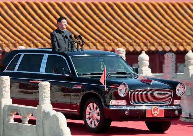 中国国家主席习近平(资料图片)