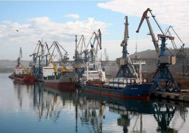 哈巴羅夫斯克邊疆區瓦尼諾港擴建