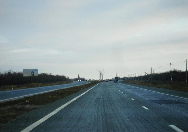 欧洲至中国西部交通走廊俄罗斯部分价值1.2万亿卢布