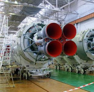 """""""联盟-2""""号火箭"""