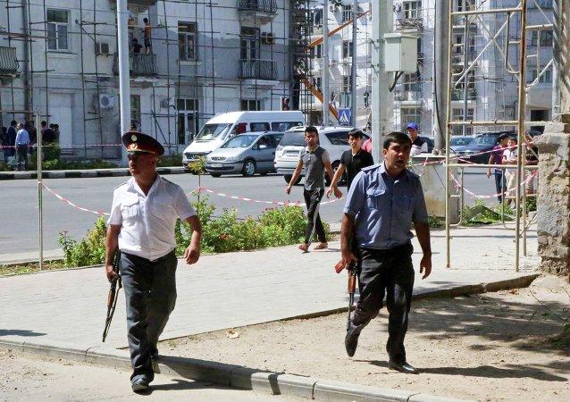 拉赫蒙总统:塔吉克斯坦消灭恐怖分子行动将于近日结束