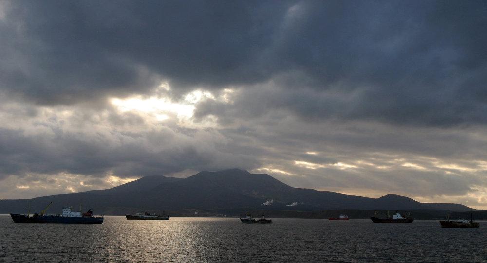日本抗議俄羅斯沒收訪問千島群島代表團的衛星電話