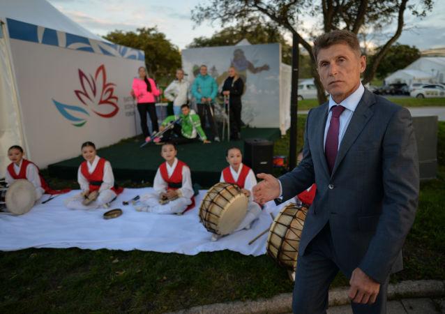 普京任命萨哈林州州长科热米亚科担任滨海边疆区代理行政长官