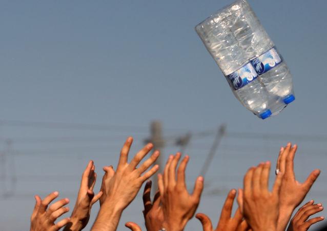 伊朗西南部周末因饮水问题爆发抗议