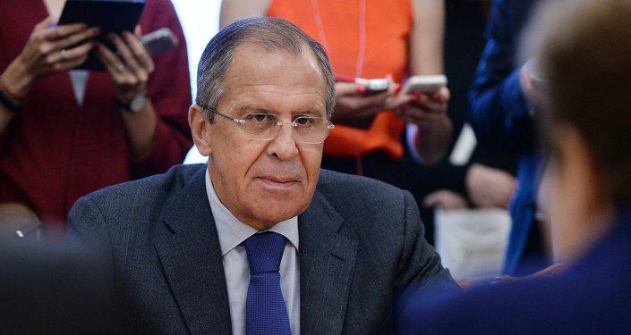 俄外长:西方制裁何时取消对俄而言并不迫切