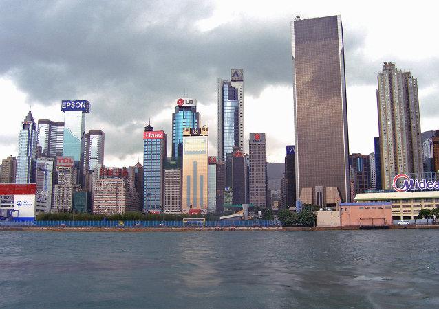 香港法院裁定占中组织者参与非法集会罪成