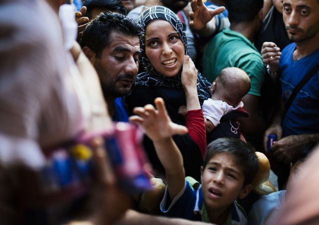 媒体:俄人权委员会请求俄政府接纳叙利亚难民