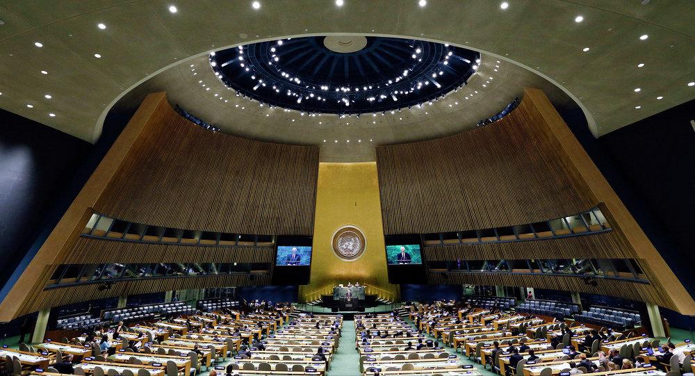 聯合國大會
