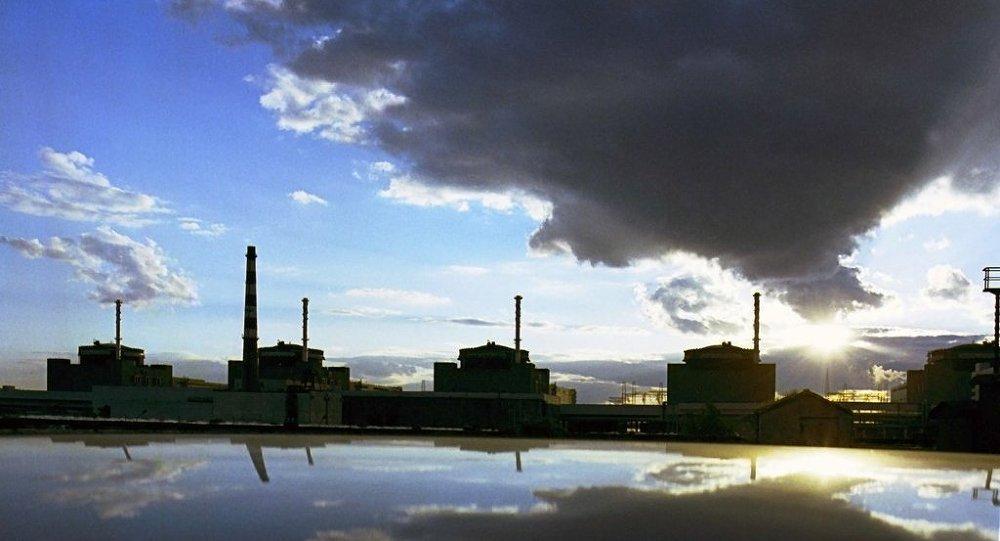 扎波羅熱核電站