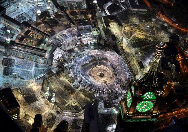 麥加大清真寺吊車倒塌造成60余人死亡