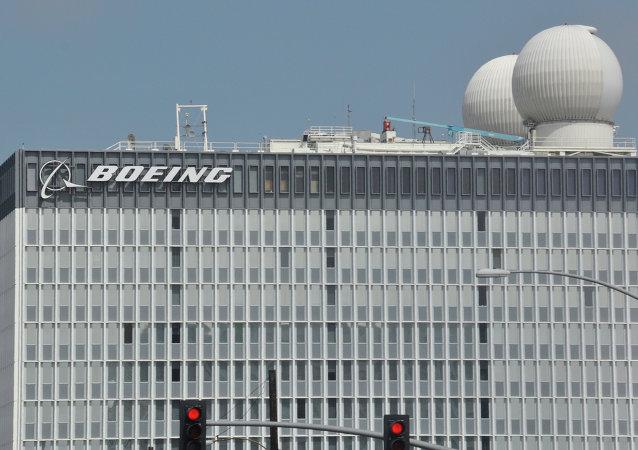 媒体:美国波音公司研究在中国建厂可能性