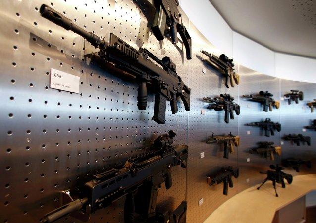 斯德哥尔摩国际和平研究所:2016年出现近五年来国际军火贸易首次增长