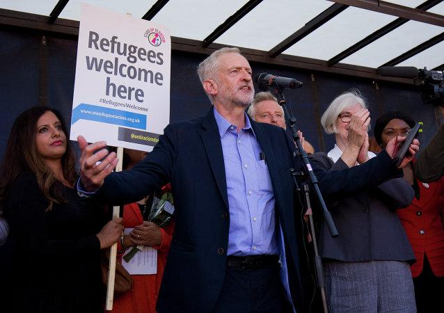 英國工黨領袖在不信任案通過後拒絕辭職