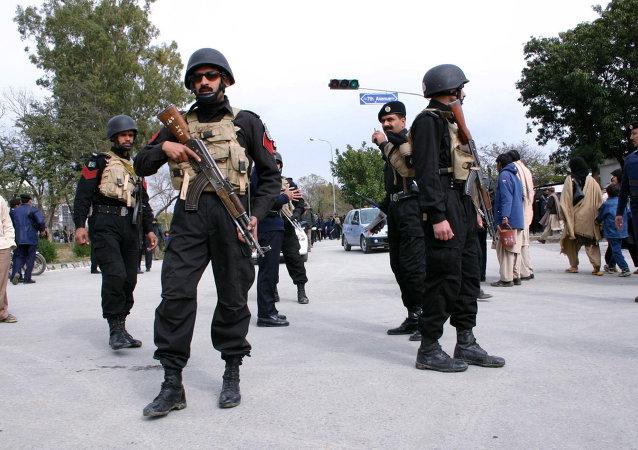 巴基斯坦安全部队