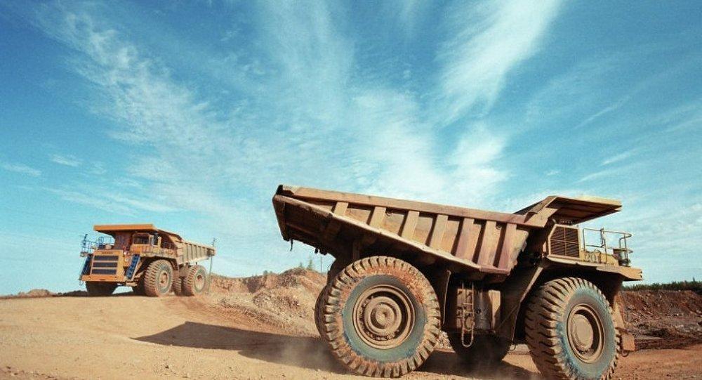 俄羅斯馬加丹礦工首次開始在朝鮮開採金礦