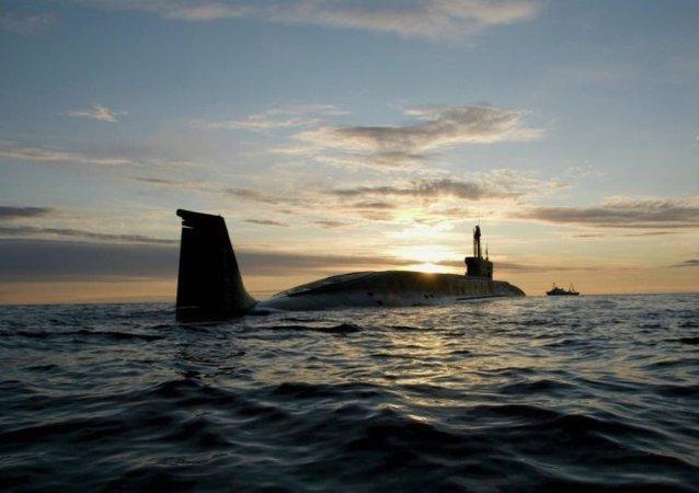 俄罗斯将造无噪声潜艇