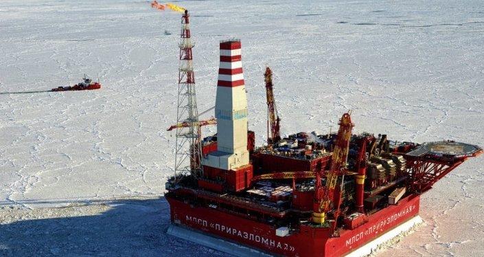 俄副能源部长:俄石油正商讨中国进入北极大陆架项目