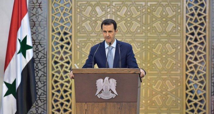 叙利亚总统巴沙尔·阿萨德