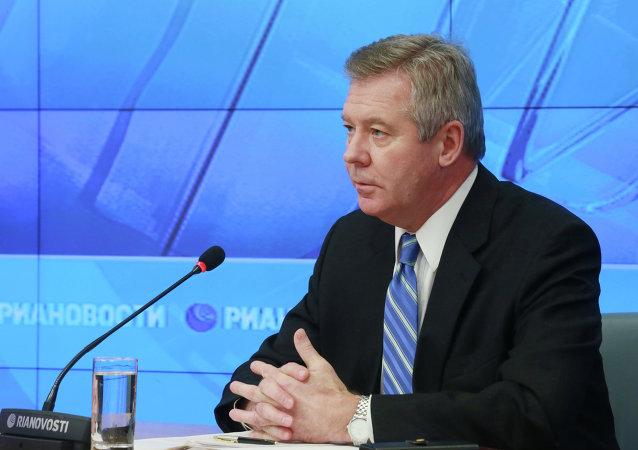俄罗斯外交部副部长根纳季·加季洛夫