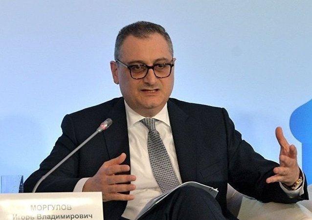 俄羅斯副外長伊戈爾·莫爾古洛夫