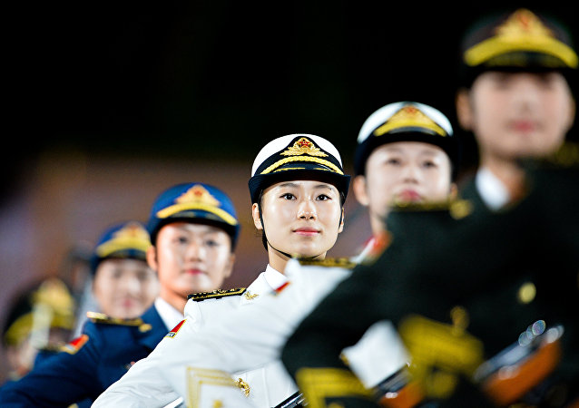 中國軍事文化周框架內美術作品展在莫斯科開幕