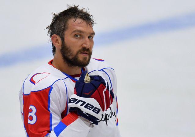 俄冰球猛将奥韦奇金确认不参加平昌冬奥会