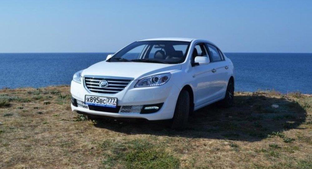 今年前8个月中国汽车在俄销售额接近3亿美元 力帆居首