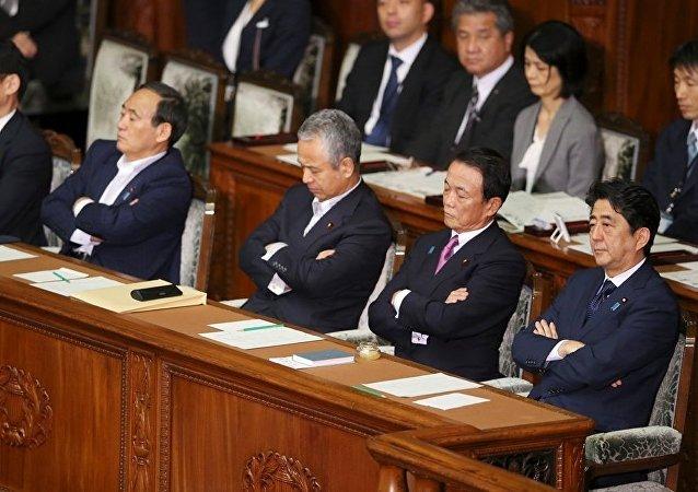 中國專家:日本修憲氣候基本形成