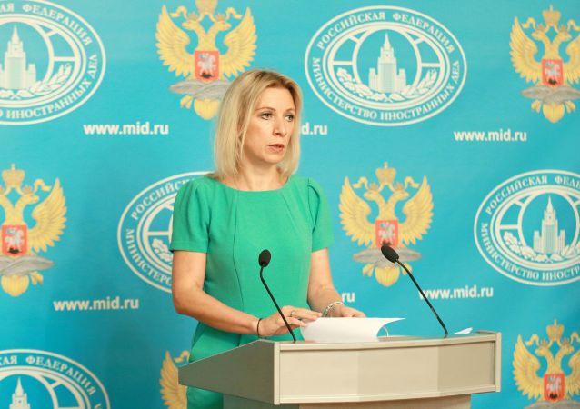 媒體關於俄為敘問題會談準備文件報道不屬實