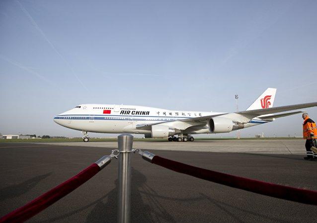 中国外交部:习近平抵达华盛顿并将出席第四届核安全峰会