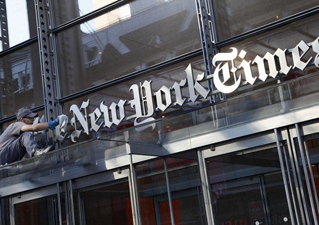 特朗普:总检察长应负责查找在《纽约时报》匿名发表专栏文章的作者