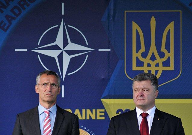 北約呼籲烏克蘭衝突各方全面停戰