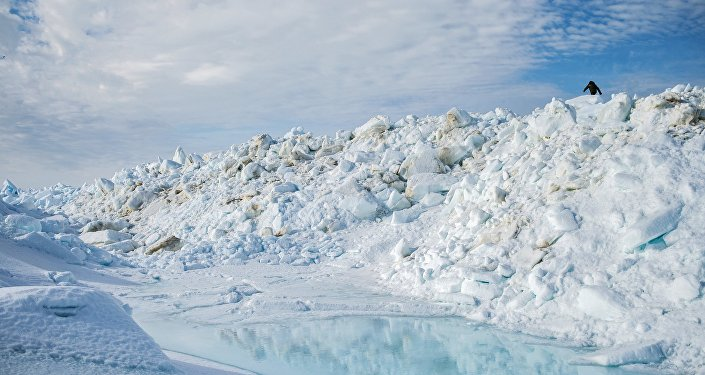 外媒:中國將目光投向北極