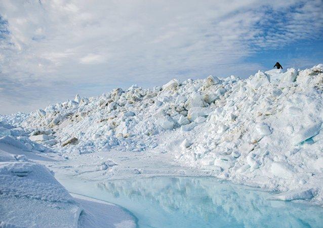外媒:中国将目光投向北极