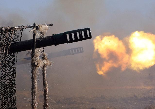 俄国防部:东部军区在滨海边疆区、日本海与鄂霍次克海进行演习