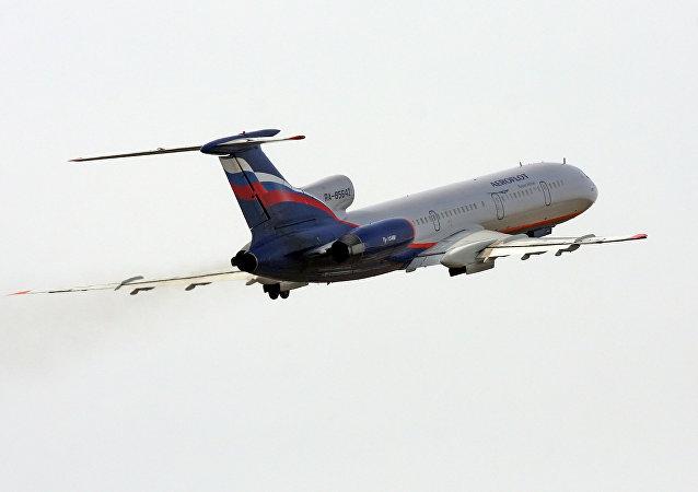 烏政府禁止俄軍用品運輸機過境飛行