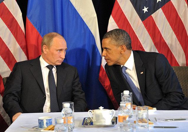 俄總統助理:普京將與奧巴馬討論中東、敘利亞以及烏克蘭問題