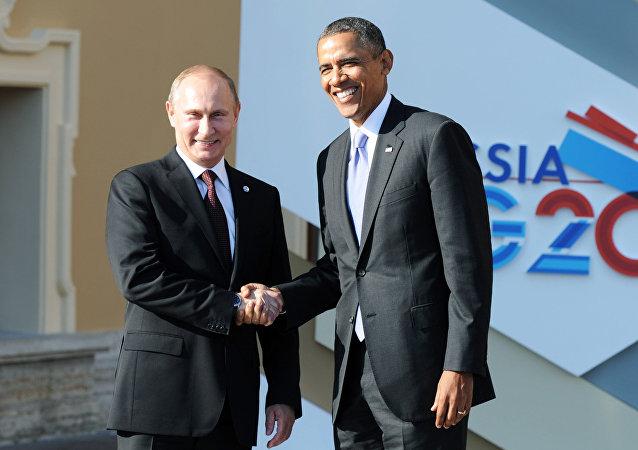 俄总统助理:美国声称的普京寻求与奥巴马会面言论不属实