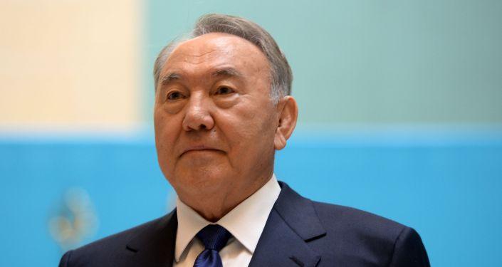 哈薩克斯坦總統:「大歐亞共同體」將匯集歐盟和歐亞經濟聯盟