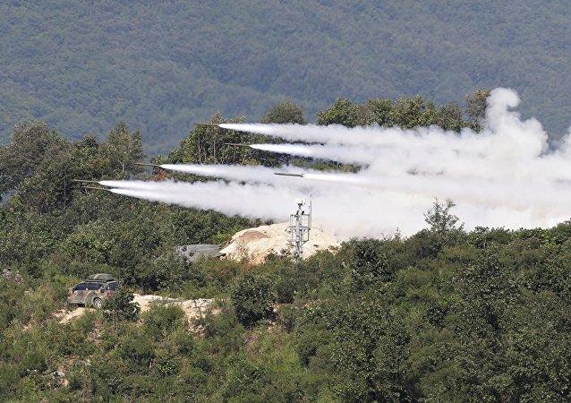 沒有跡象表明朝鮮準備發射遠程火箭