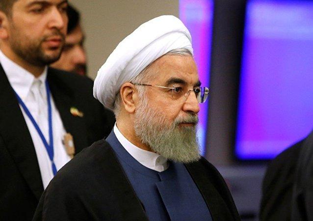 伊朗建議建立具有法律約束力的打擊恐怖主義的國際協議