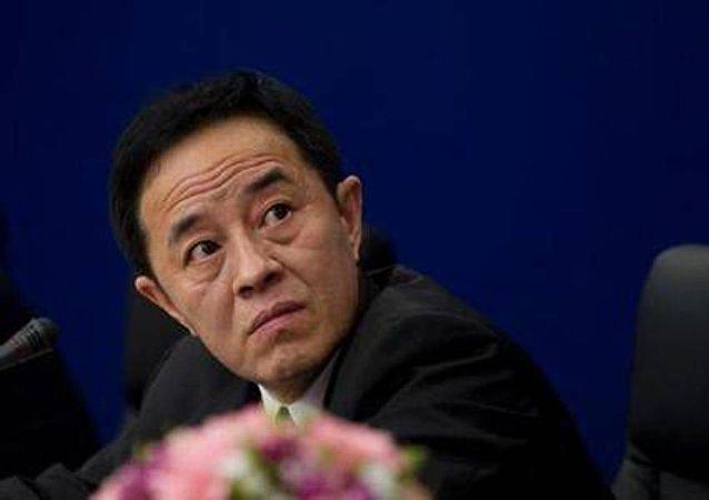 最高人民法院副院長奚曉明被免職
