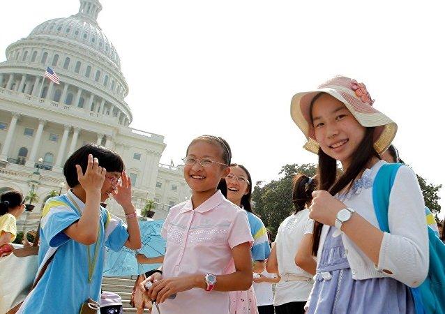 中国人欣赏美国文化但无法接受美国政策