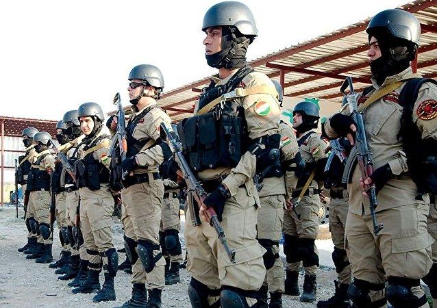 庫爾德民兵與國際聯軍在伊拉克北部消滅IS主管財政事務頭目