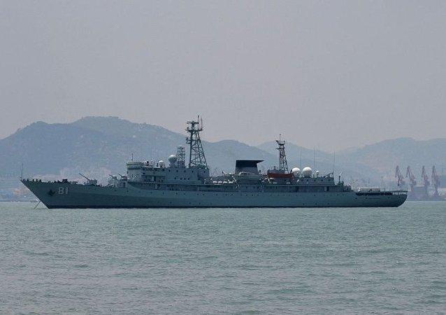 日本外務省因中國船隻出現在爭議海域發出抗議