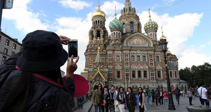 大部分俄羅斯人對中國持正面觀點