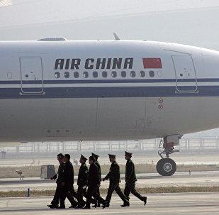 國航飛機急降7600米  民航管理局開展調查